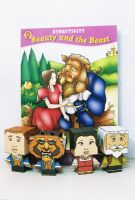 beauty and the beast by artcoholicz