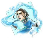 Katara the water bender by marxmade