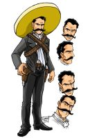 Segundo Zapata by nebrag