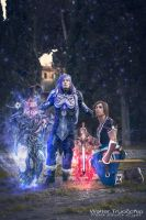 Heroes of Valhalla - Caius and Noel Cosplay - Leon by LeonChiroCosplayArt