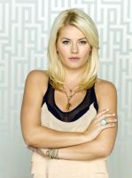 Elisha Cuthbert 2010 Shoot 02 by Roomashka