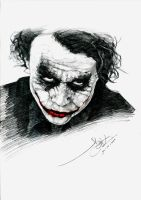 The Joker by n00brevolution