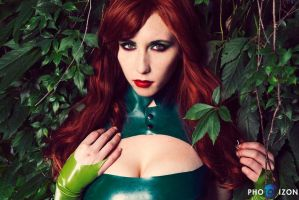 Poison Ivy by Stephanie-van-Rijn