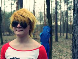 Dave Strider and John Egbert ! 03 by AwesomeShuri