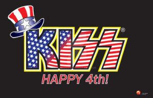 KISS your 4th by medek1