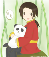 :APH: Bamboo by s-a-n-d-y