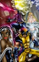X-MEN by TVC-Designs