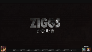LoL - Ziggs Biography Wallpaper (1920 x 1080) by CreateMyIntro