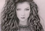 Lorde by Leenke