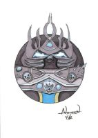 CircleToon: The Lich King by Fellhauer