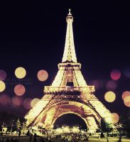 the City of Love. .. by light-from-Emirates