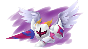 .:Galacta-Knight:. by Wolfwrathknight