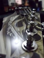 DEAN ARMORFLAME GUITAR 4 by omarodesign