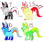 Adoptable Batch Thing by WolfShadow567