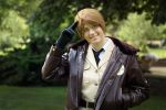 APH: smile -CW shoot 8- by FrauDoku