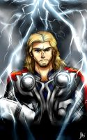 Thor by Smudgeandfrank