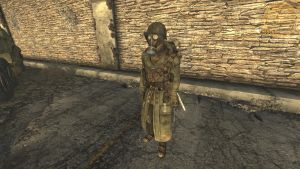 Fallout New Vegas: WWI NCR trooper 5 by Zorrothe2nd