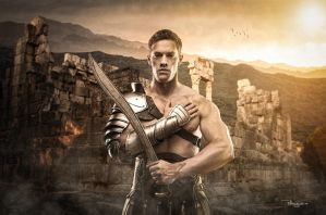 Gladiator by Opitangueira