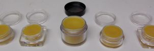 Homemade Lip Balm by Lost-in-the-day