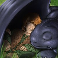 HTTYD: Cuddle Time by Nayro