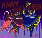 Old is New - Halloween Ferham by Axel-Rosered