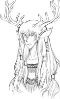 LftB - A stag, you say? by LalaLiliLalaLii