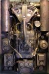 Robot3 by bob-olley