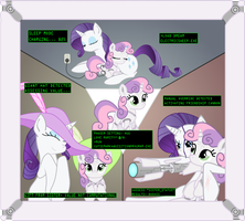 HEART MODULE OPERATING AT 100% by TotallyAnAlicornGuys