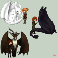 HTTYD Ocs by TilForeverEnds