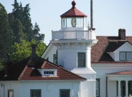 lighthouse in mukilteo by Finnish-Viking