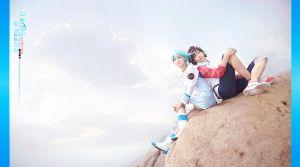 eureka seven_fall in love by hybridre