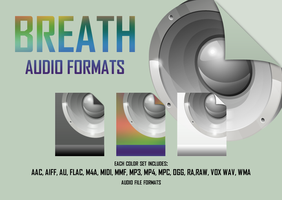 BREATH - AUDIO FORMATS by AndrewBadger