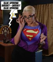 Calling Superwoman by 5red
