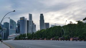 Singapore's Central 2 by Dijay365