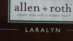 The name Laralyn on a product box :-) by NamesAndSuch