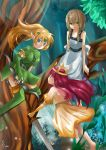 Let's meet in the Forest by Toriichi