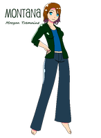 APH?States: Montana by LaMademoiselleRouge