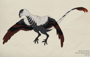 102--JEHOLORNIS PRIMA by Green-Mamba