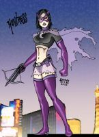 Huntress by herrenmedia