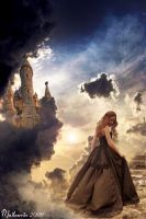 Castle in the Air by Maikaerin by Realm-of-Fantasy