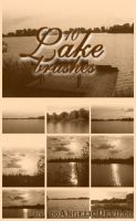 Lake Brushes for Photoshop by 00AngelicDevil00