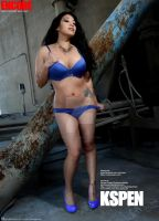Kspen in enfluenzmagazine.com by djwarchild76