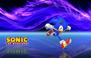 Sonic Wallpaper by MP-SONIC