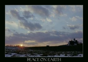 Peace on Earth by arkansawyer