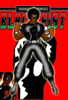 The Legend of BLACK FIST by RWhitney75