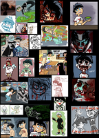 LOTS OF ART by Polterrgeist