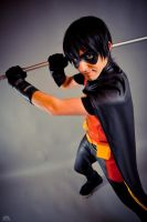 Robin by eriolcosplays