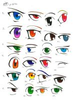 Eyes by Takeuchi15
