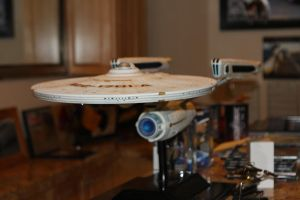 BTS Star Trek Enterprise by tatehemlock