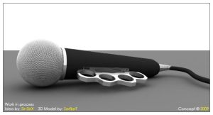 Microphone Concept by Sir-SiriX